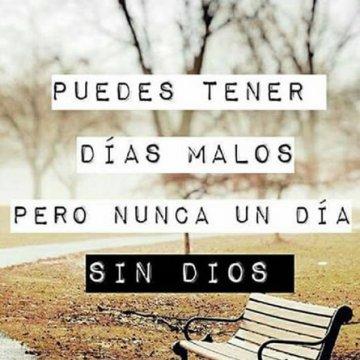 Imagenes Cristianas Los Dias Malos