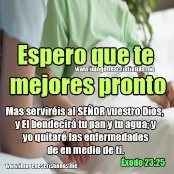 Imagenes Cristianas Para Desear Pronta Recuperacion Frases