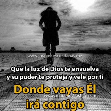 Imagenes Dios Esta Contigo Frases Cristianas Gratis