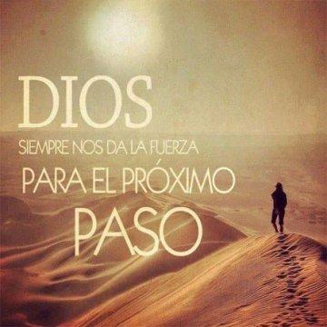 Imagenes Cristianas Jovenes: Dios Nos Da Fuerza