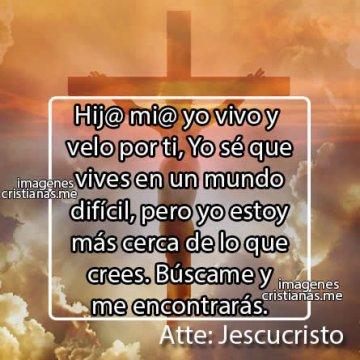 Mejores 155 Imagenes Cristianas De Jesus Con Frases Reflexiones Ensenanzas
