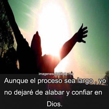 No Dejare De Confiar En Dios