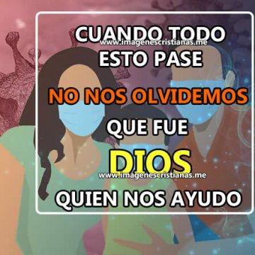 Nuevas Frases Cristianas Coronavirus Imagenes Reflexion Covid