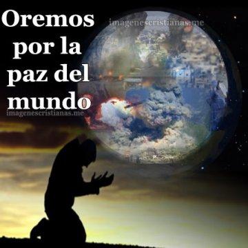 Oremos Por La Paz Del Mundo