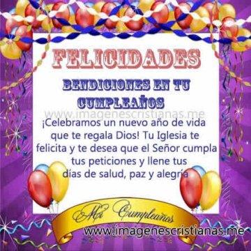 Tarjetas De Cumpleaños Para Dedicar A Un Hermano De La Iglesia
