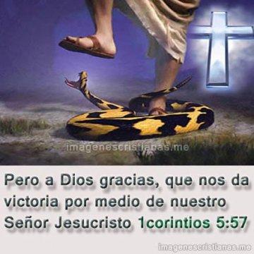 Tenemos Victoria Con Cristo
