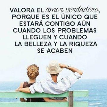 Valora El Amor Verdadero Reflexion